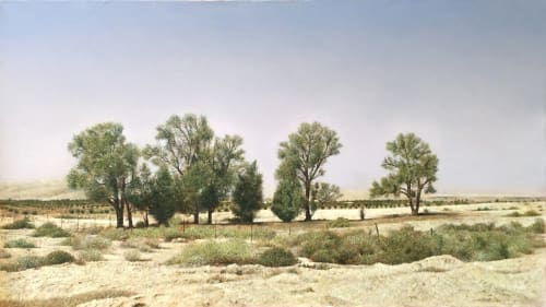 Israeli desert by NATAN PERNICK [2017]
