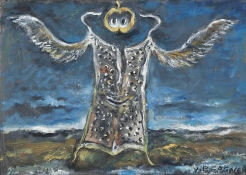 Sacrifice by Yosl Bergner [2014]