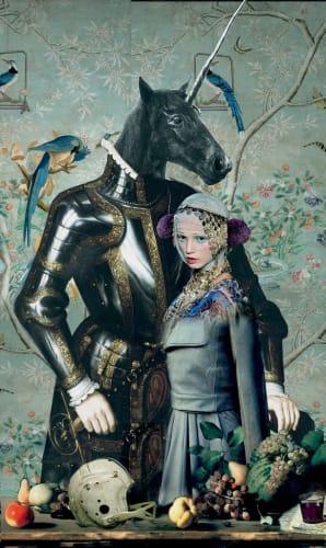 Unicorn and his partner by Igor Skaletsky [2015]