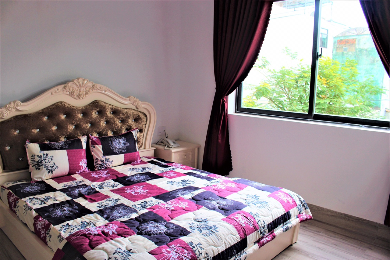 one bedroom apartment in An Thuong for non-smoker tenants