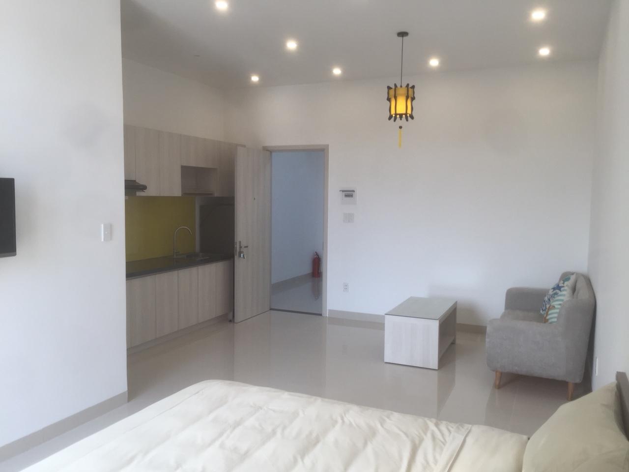 7 studio rooms apartment building for rent