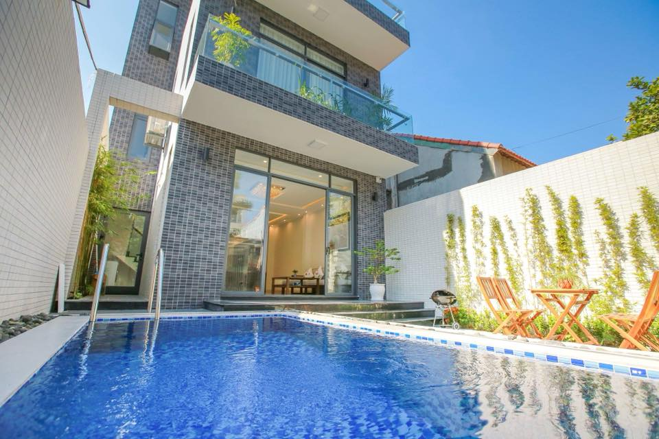 4 bedrooms villa with swimming pool near An Thuong – NHS.V.H0001