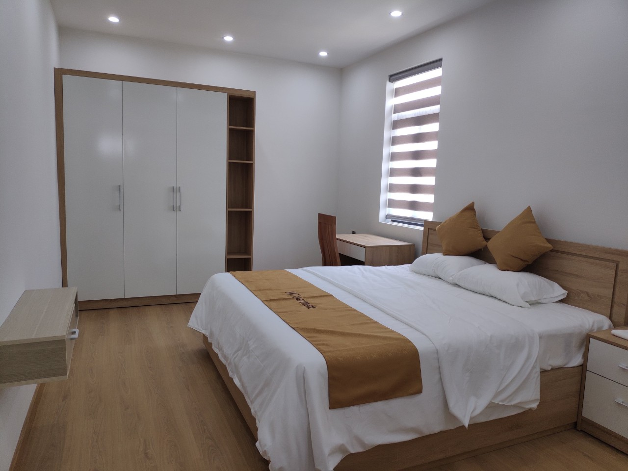 NEW 2 BEDROOM APARTMENT IN AN THUONG  NHS.A.B0002