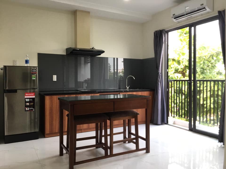1 bedroom apartment in a quiet river neighborhood – NHS.A.H0005