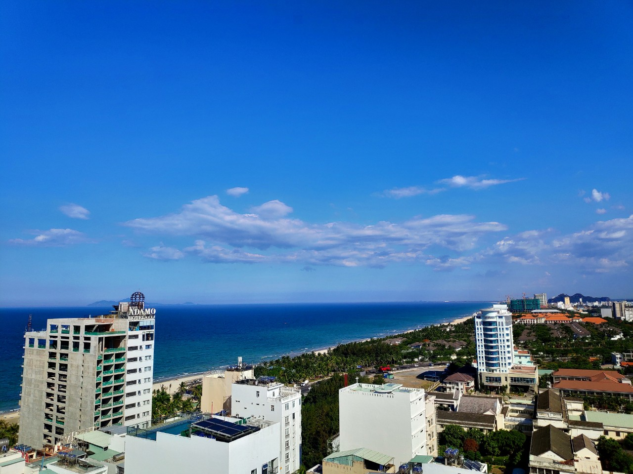 GREAT 1 BEDROOM BEACH FRONT APARTMENT FOR RENT   NHS.A.B0054a