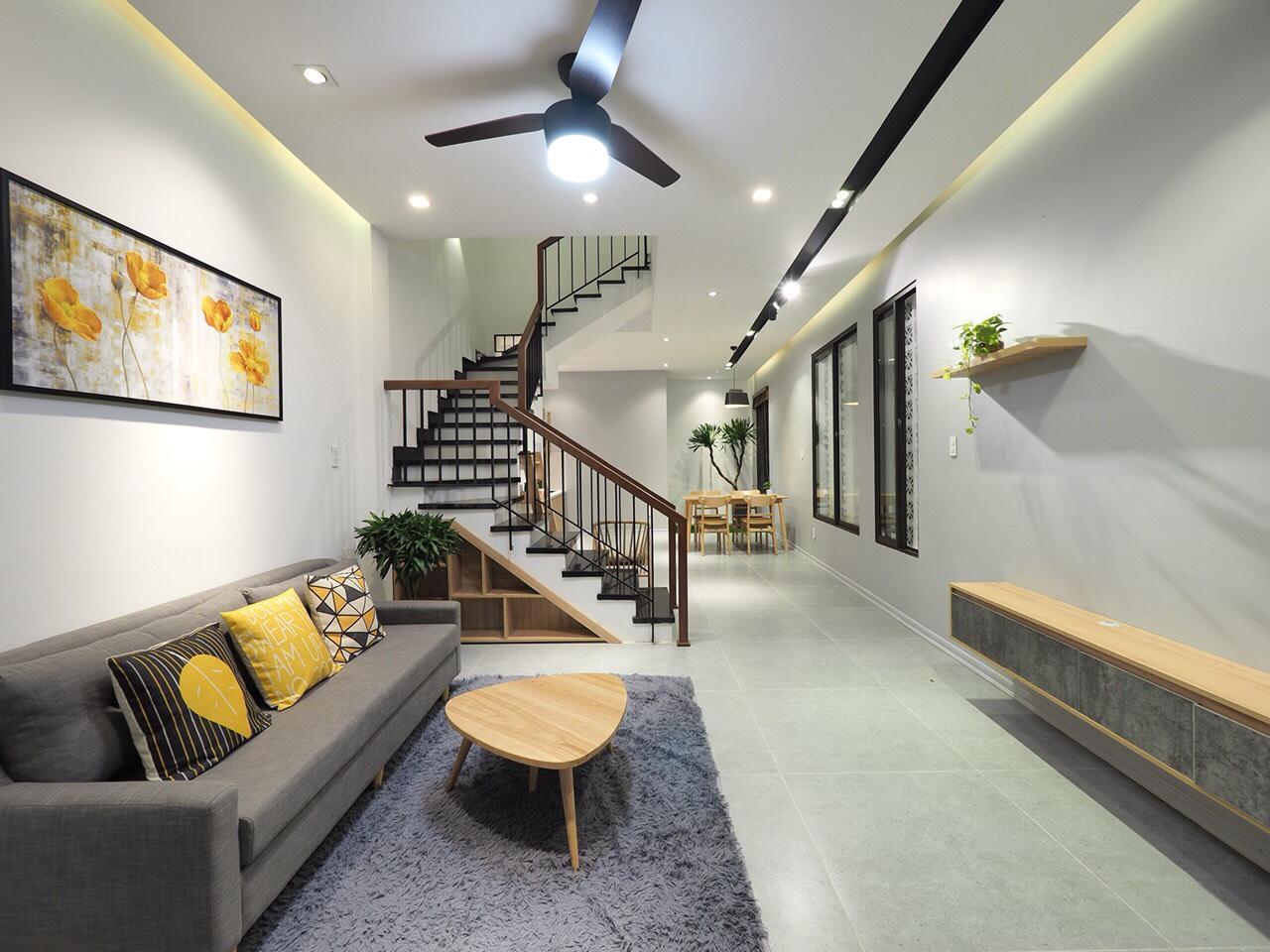 4 BEDROOM MODERN HOUSE FOR RENT NEAR DRAGON BRIDGE   🍂 ST.H.B0045