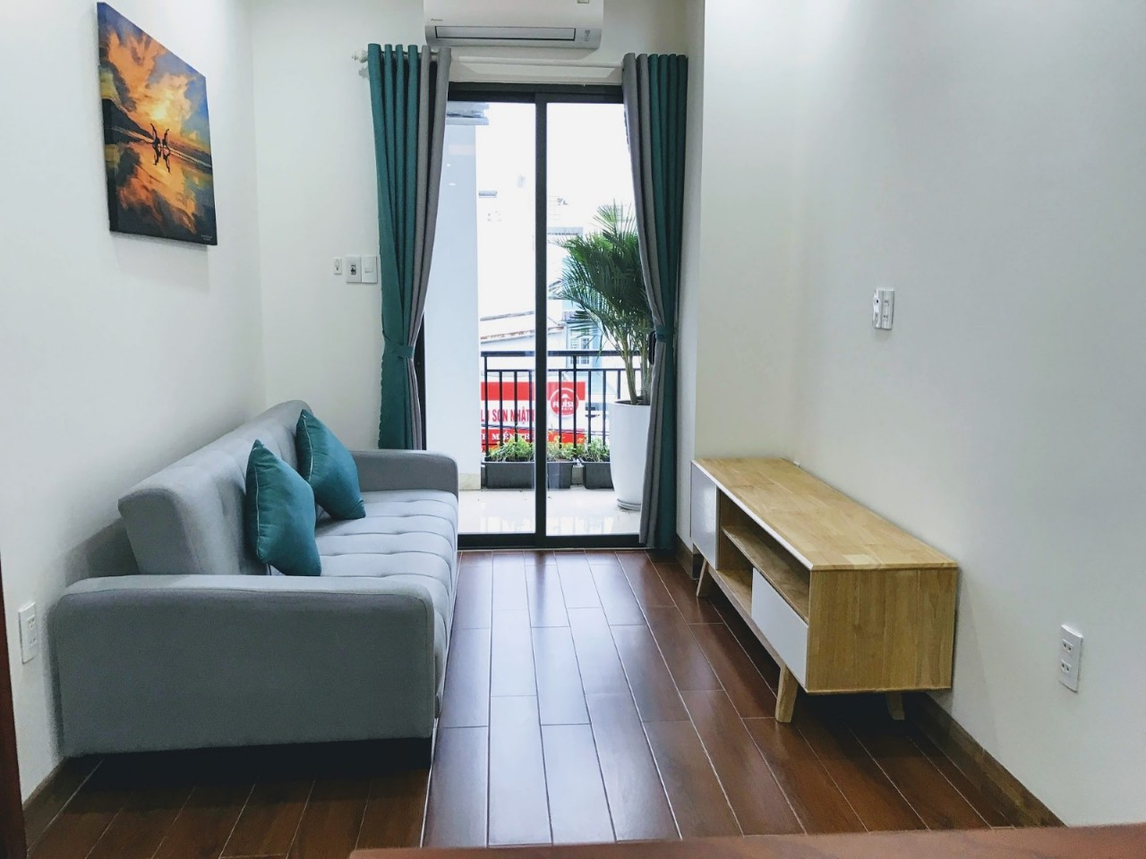 GOOD SERVICE 2 BEDROOM APARTMENT FOR RENT NEAR MY KHE BEACH   ST.A.B0005b