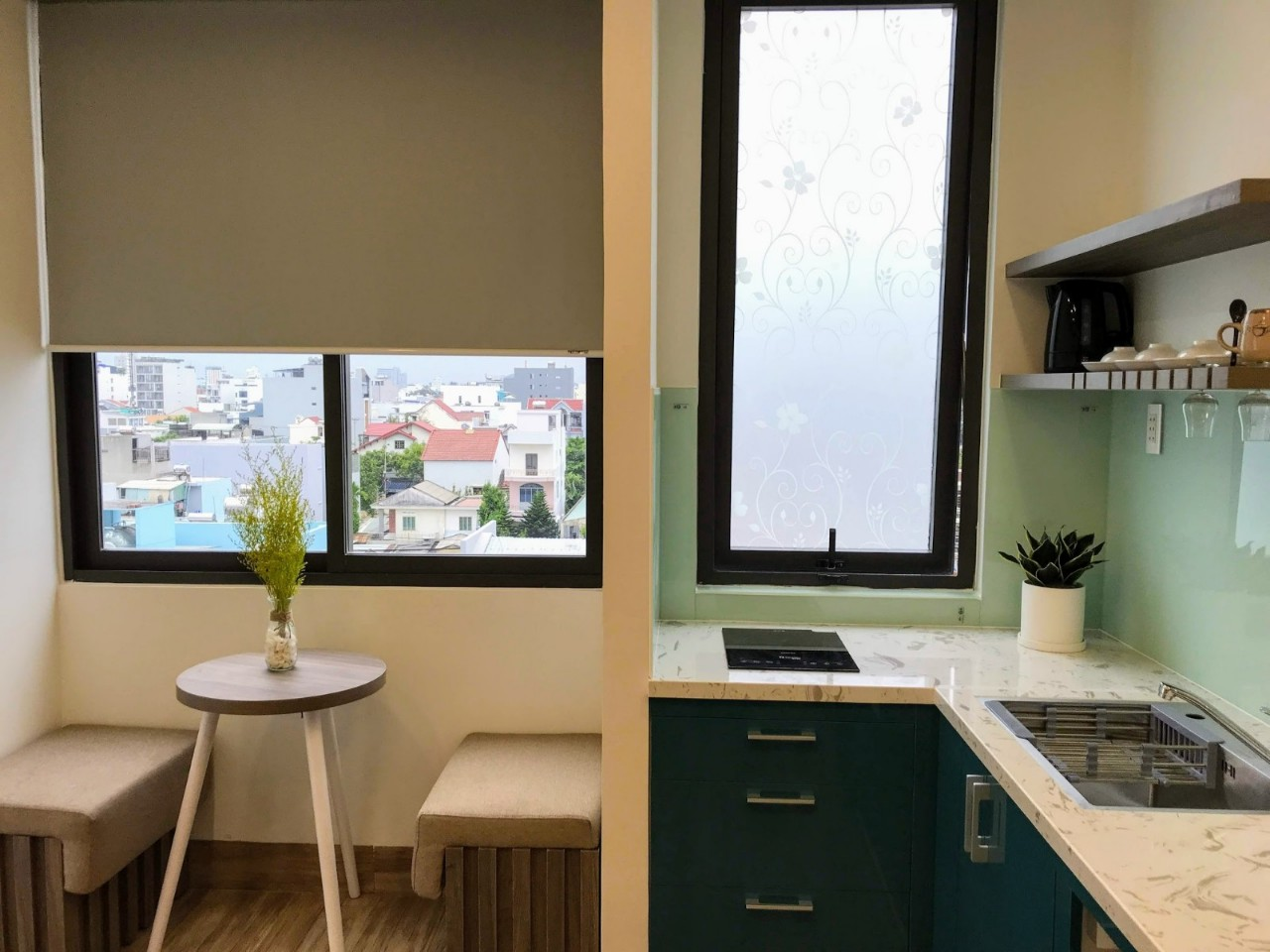 NEW MODERN APARTMENT FOR RENT IN AN THUONG    NHS.A.B0058