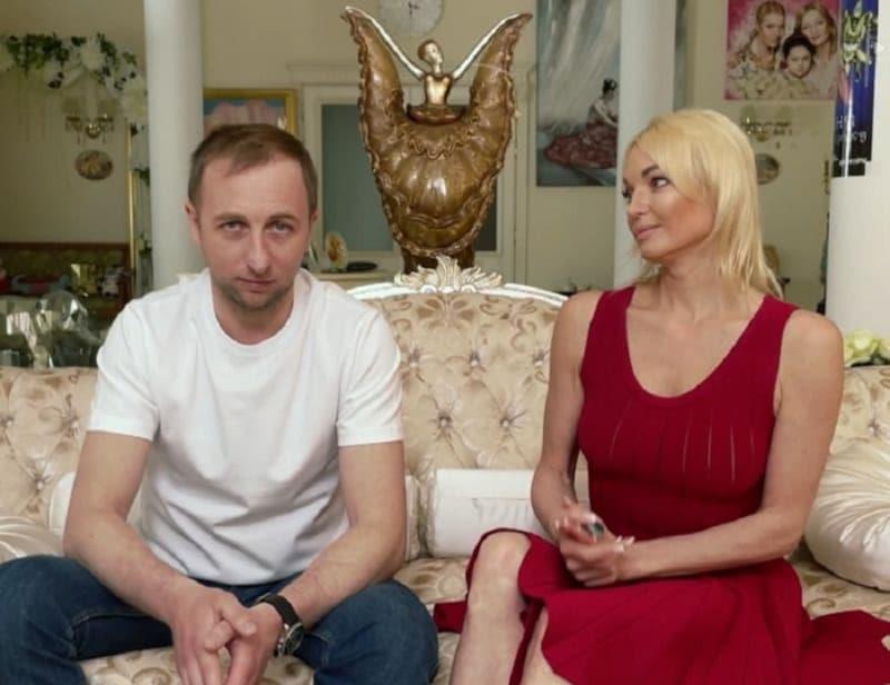 Волочкова впервые показала своего возлюбленного