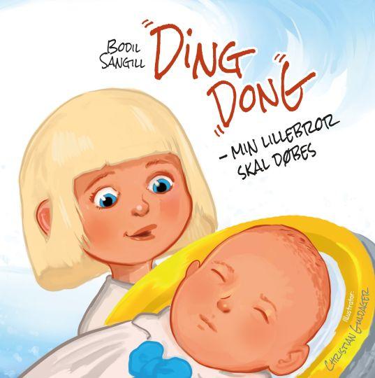 Ding dong - min lillebror skal døbes