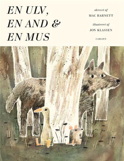 En ulv, en and og en mus