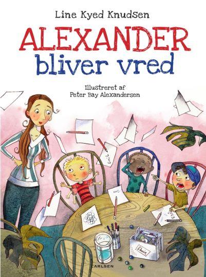 Alexander bliver vred
