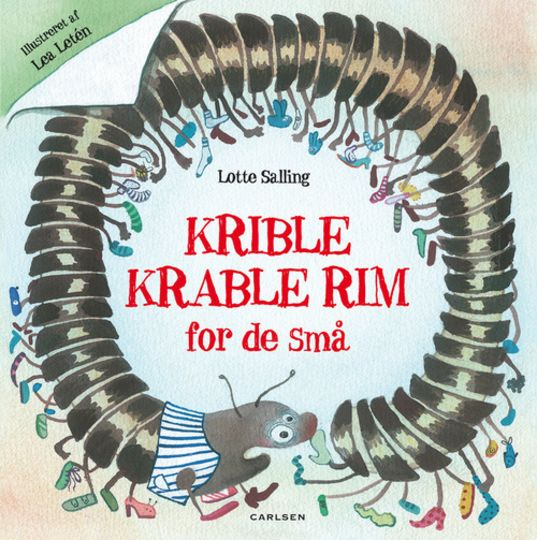 Krible krable rim for de små
