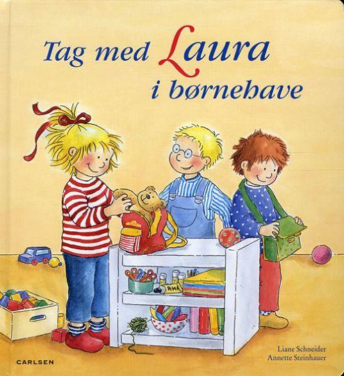 Tag med Laura i børnehave