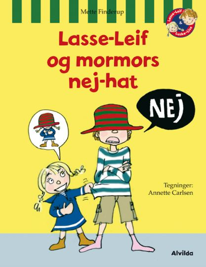 Lasse-Leif og mormors nej-hat