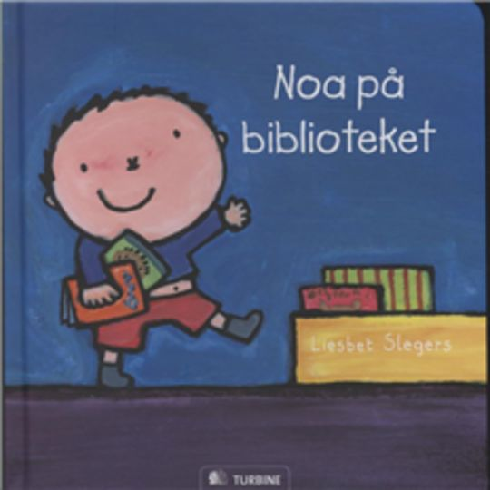 Noa på biblioteket