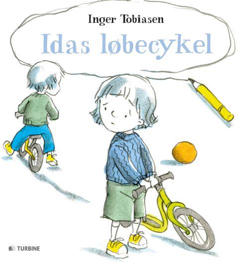 Idas løbecykel