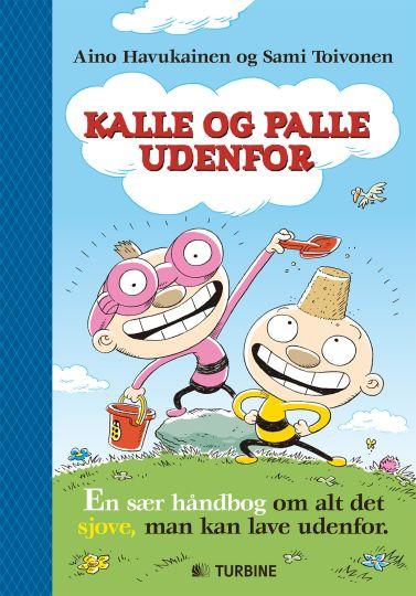 Kalle og Palle udenfor