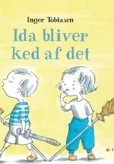 Ida bliver ked af det