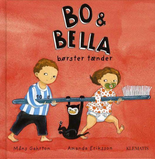 Bo & Bella børster tænder
