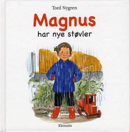Magnus har nye støvler