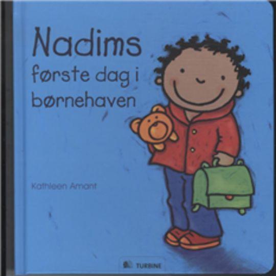 Nadims første dag i børnehaven