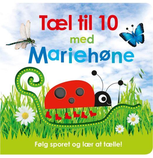 Tæl til 10 med Mariehøne