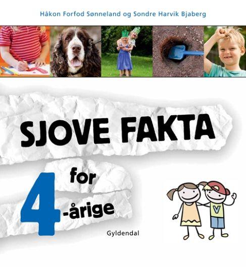 Sjove fakta for 4-årige