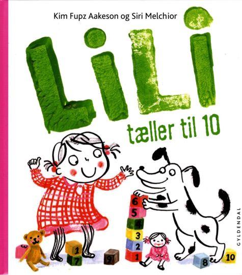 Lili tæller til 10