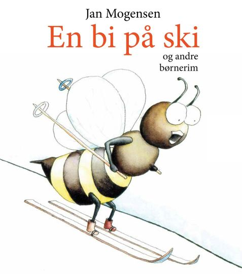 En bi på ski og andre børnerim