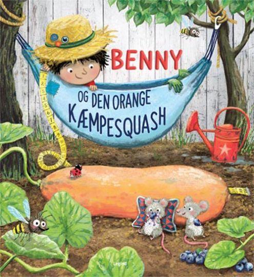 Benny og den orange kæmpesquash