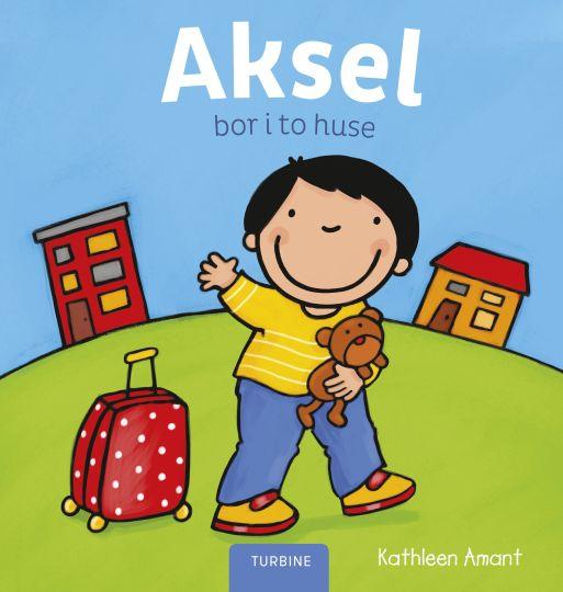 Aksel bor i to huse