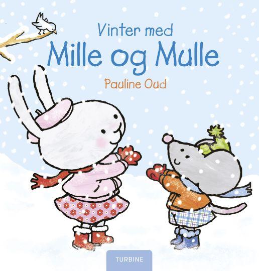 Vinter med Mille og Mulle