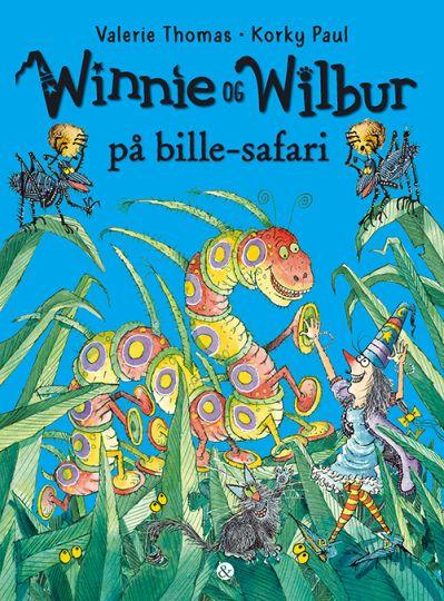 Winnie og Wilbur på bille-safari