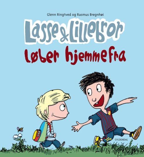 Lasse & Lillebror - løber hjemmefra