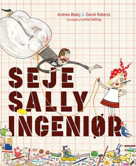 Seje Sally ingeniør