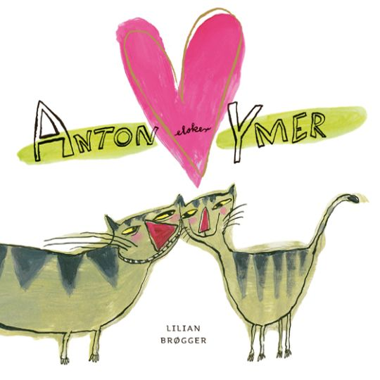 Anton elsker ymer