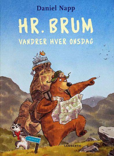 Hr. Brum vandrer hver onsdag