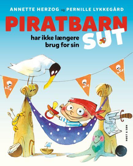Piratbarn har ikke længere brug for sin sut
