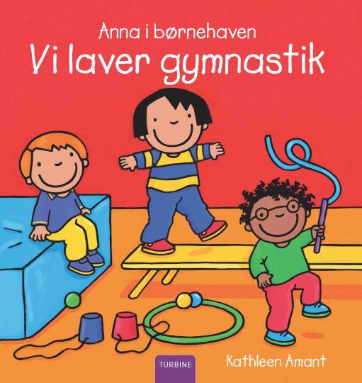 Vi laver gymnastik