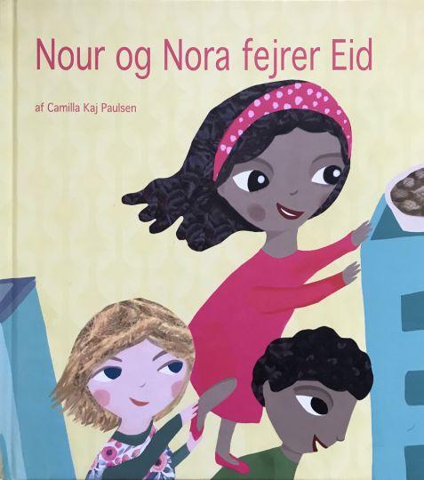 Nour og Nora fejrer Eid