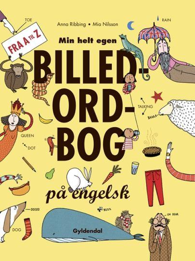 Min helt egen billedordbog på engelsk