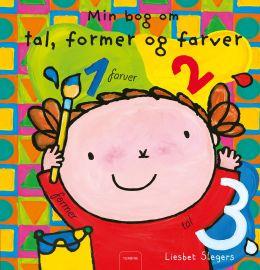 Min bog om tal, former og farver