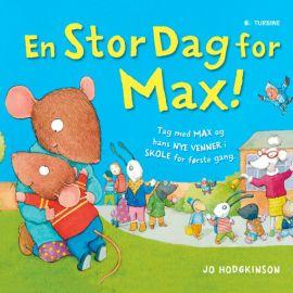 En stor dag for Max!