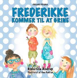 Frederikke kommer til at grine