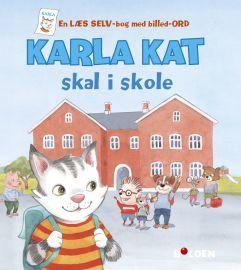 Karla Kat skal i skole