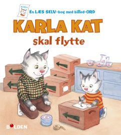 Karla Kat skal flytte