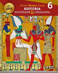 banner do ensino fundamental 2 da coleção História, Sociedade e Cidadania, 6º ano