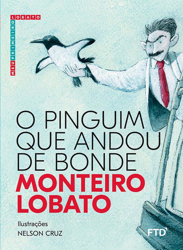 O pinguim que andou de Bonde