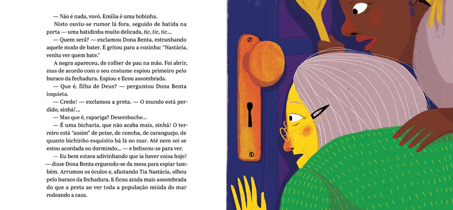 """Processo criativo das ilustrações de """"As Aventuras do Príncipe"""", feitas por Veridiana Scarpelli – coleção Reinações de Narizinho"""